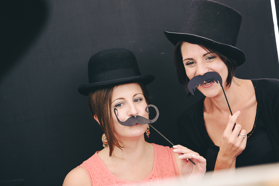 Photo booth | A Curious Wedding Experience