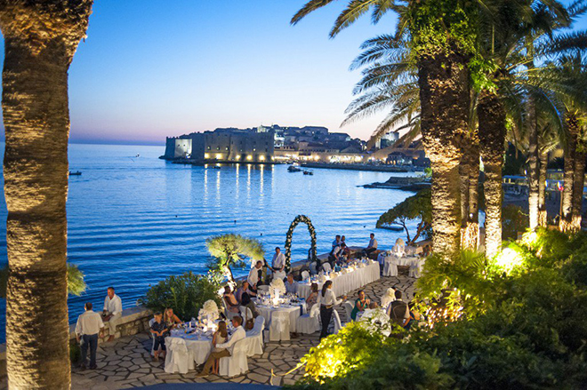 Croatia Wedding on the beach
