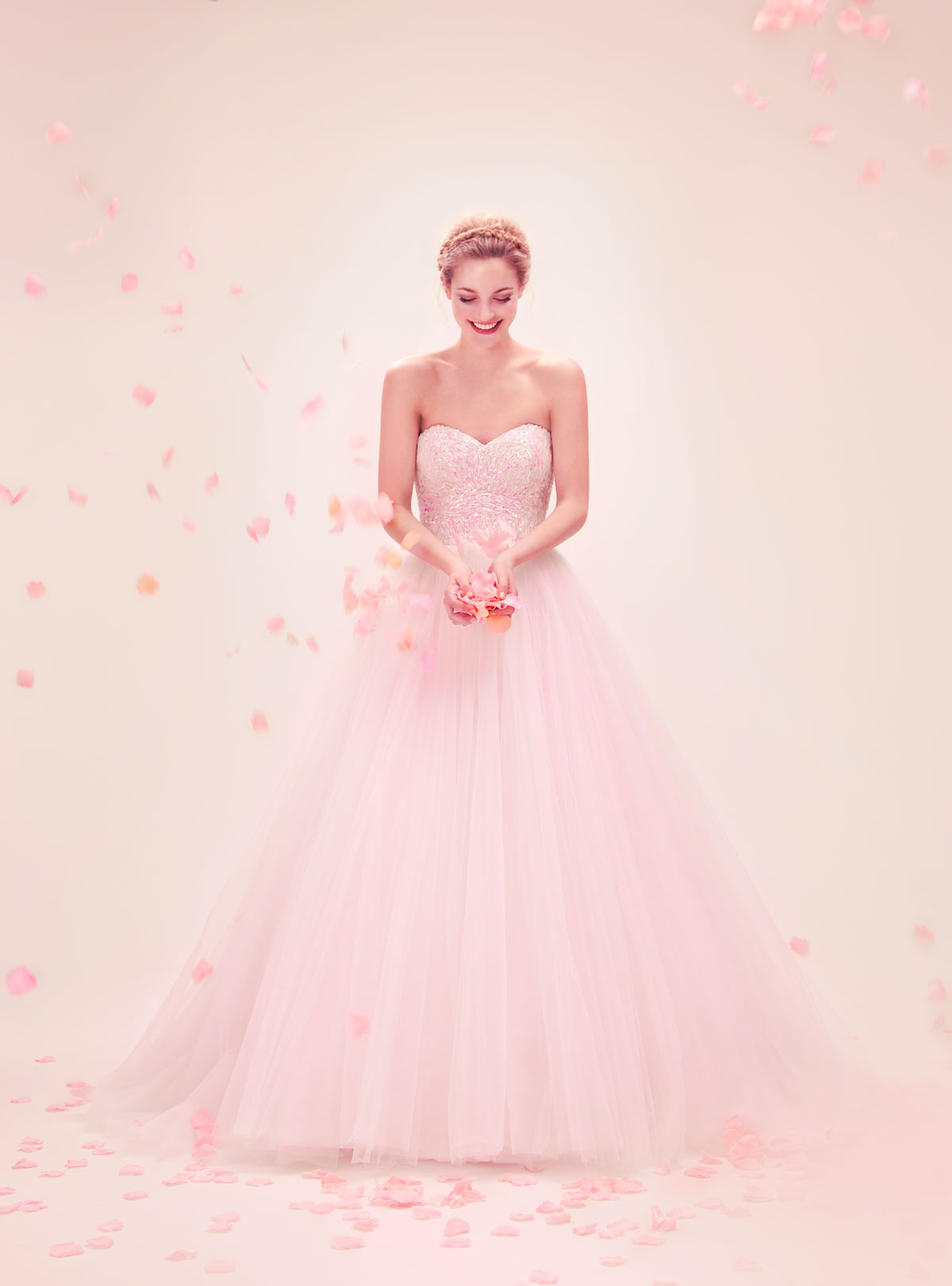 Wedding Pink dress kleinfeld advise dress in everyday in 2019