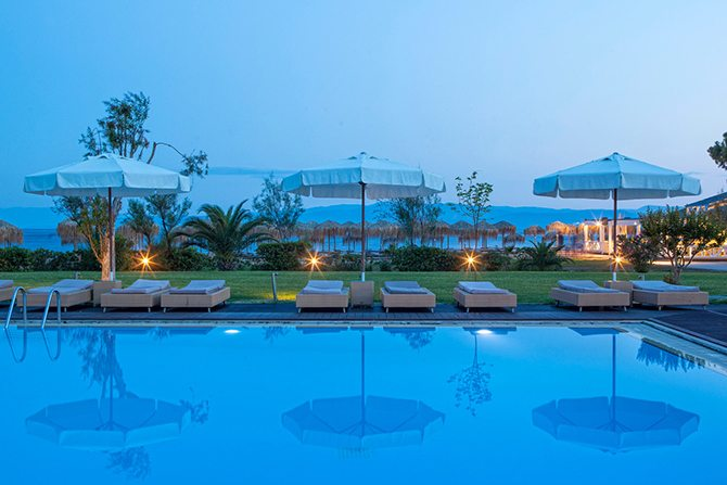 Skiathos Princess Hotel Poolside