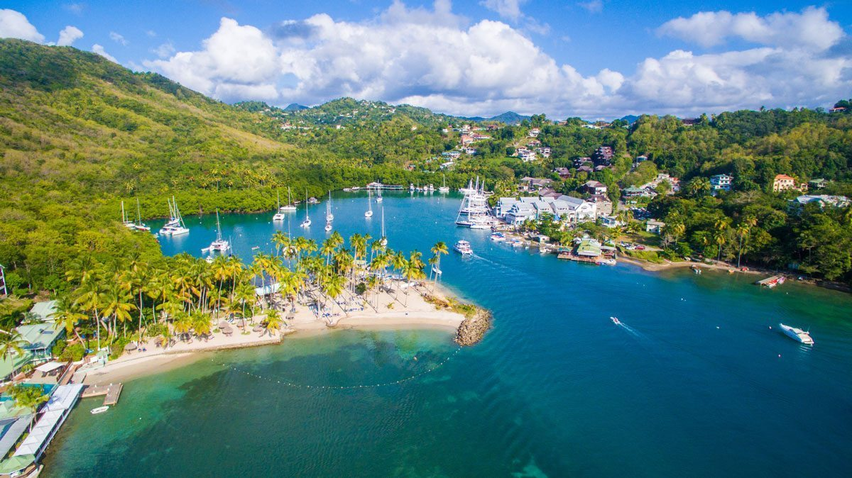 Capella Marigot Bay St Lucia Honeymoon Review   Ultimate Wedding