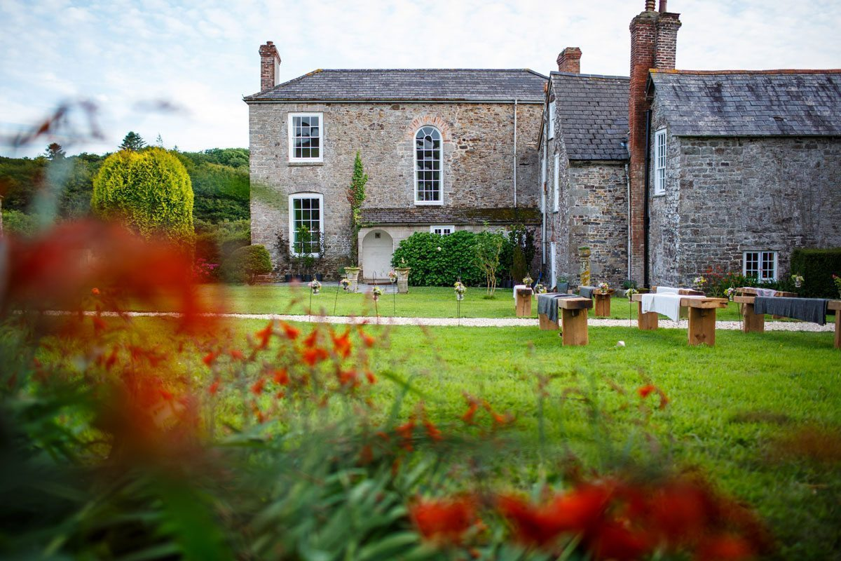 Cornish Countryside wedding venues