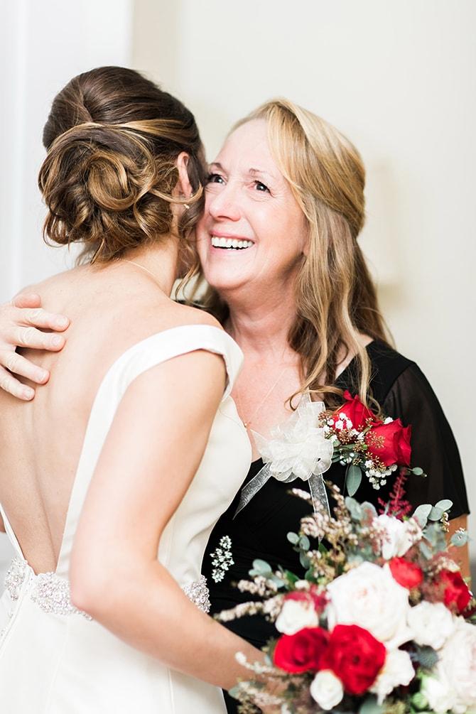 Bride | Fall Wedding at Historic Virginia Estate | Lieb Photographic LLC