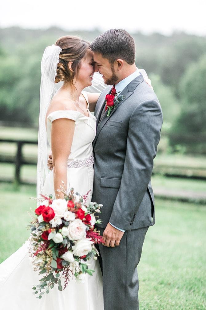 Couple in love | Fall Wedding at Historic Virginia Estate | Lieb Photographic LLC