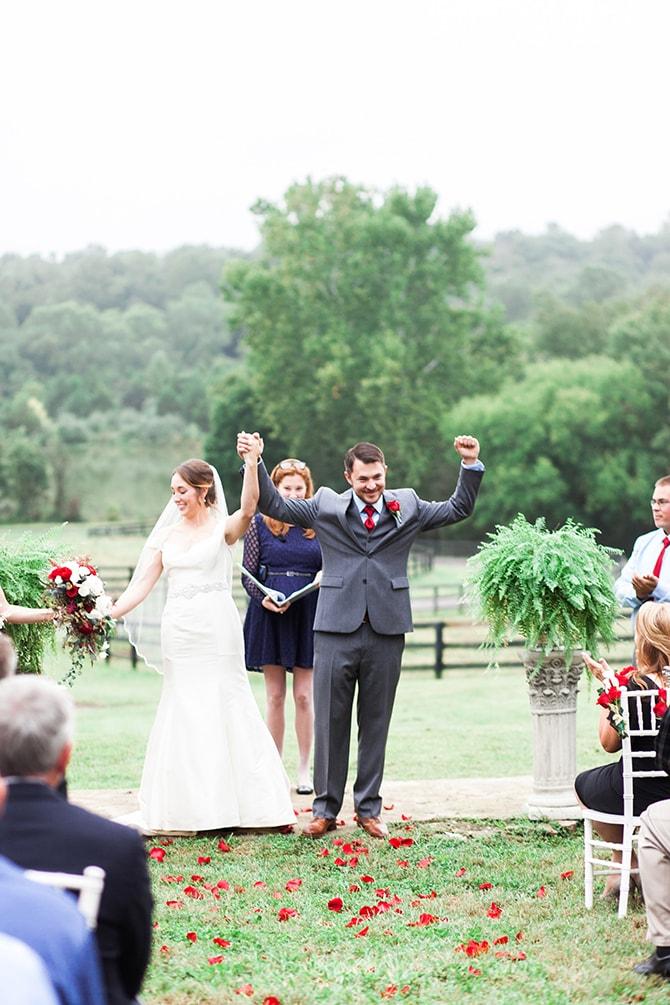 Marriage | Fall Wedding at Historic Virginia Estate | Lieb Photographic LLC