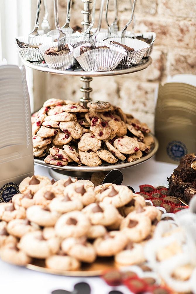 Wedding cookies | Fall Wedding at Historic Virginia Estate | Lieb Photographic LLC