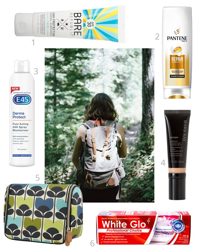 Honeymoon Beauty Products