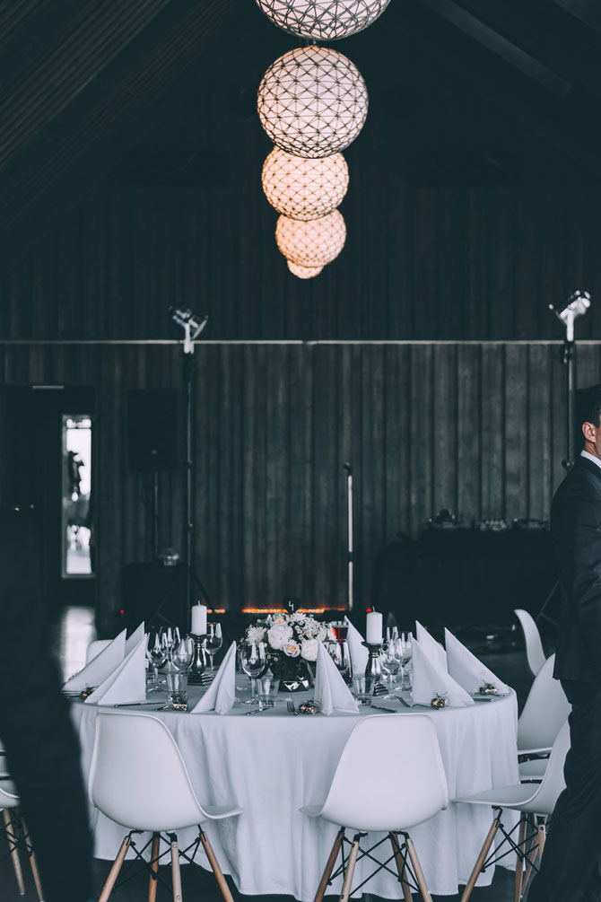 Modern Wedding Venue Style