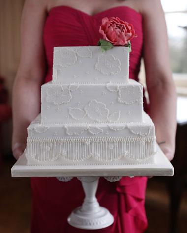 La Bell Cake Company White Cake