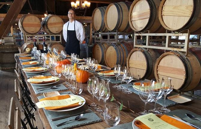 Ravines Wine Cellars | Wedding Rehearsal Venues