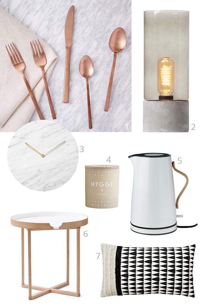 Scandinavian Gift List