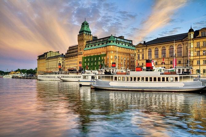 Stockholm | LGBTQ Honeymoons