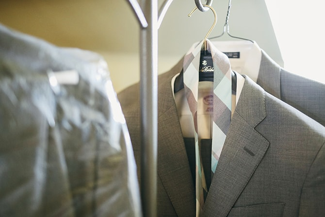 Grey wedding suits | Stunning Southern Plantation Wedding | Gideon Photography