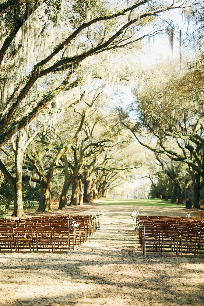 Charles Town Landing Wedding | Stunning Southern Plantation Wedding | Gideon Photography