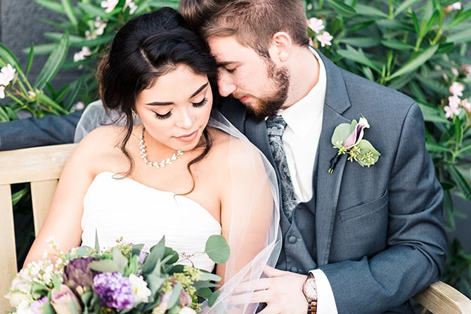 Couple in love | Casually Modern Wedding Inspiration | Mindy DeLuca Photography