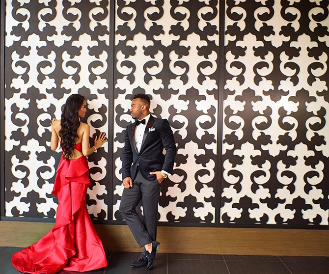 Stylish formal fashion | City Honeymoon Fashion Inspiration | CivicPhotos