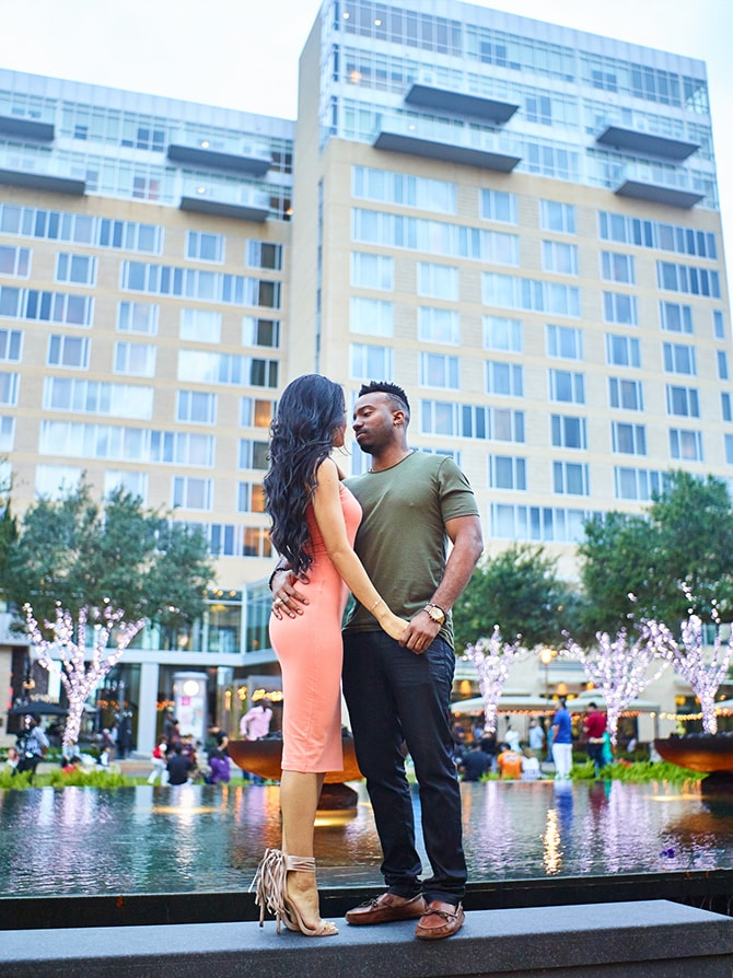 Style in the city | City Honeymoon Fashion Inspiration | CivicPhotos