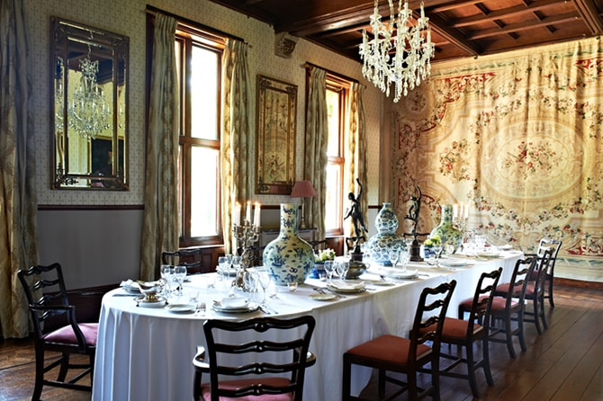 Huntsham Court Country House Diamond Room 200