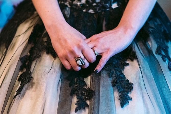 Dark Romance at Fonthill Castle | Hansen Photography 1