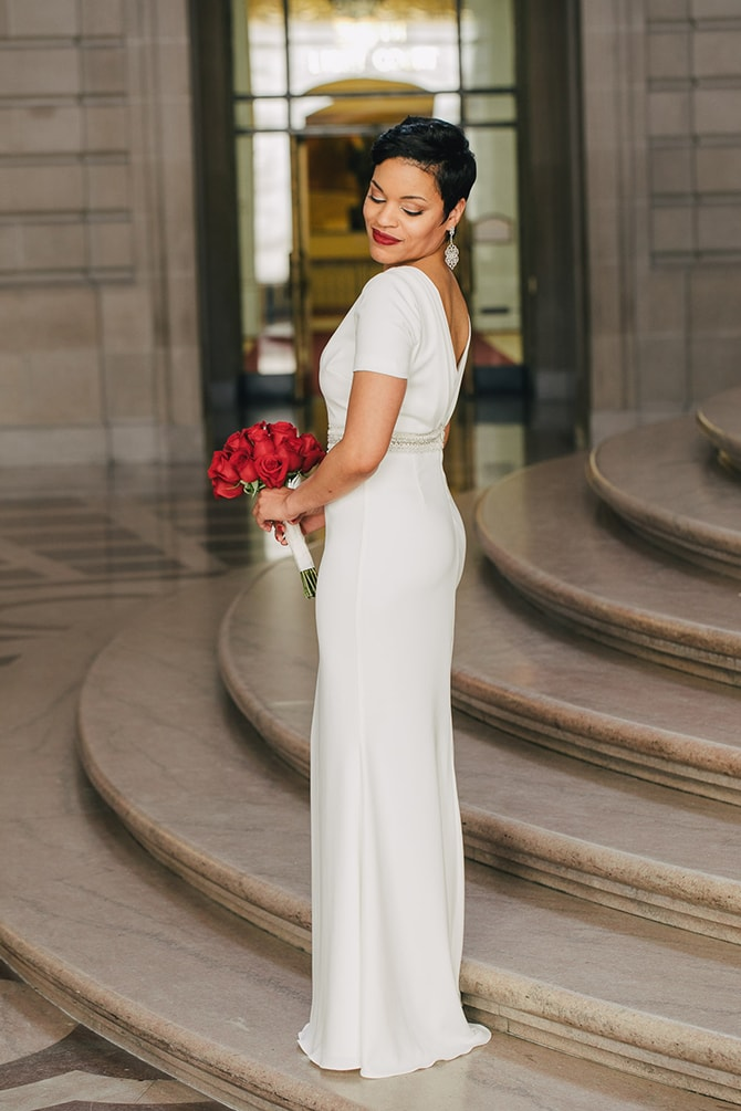| Intimate Ceremony at San Francisco City Hall | IQphoto Studio