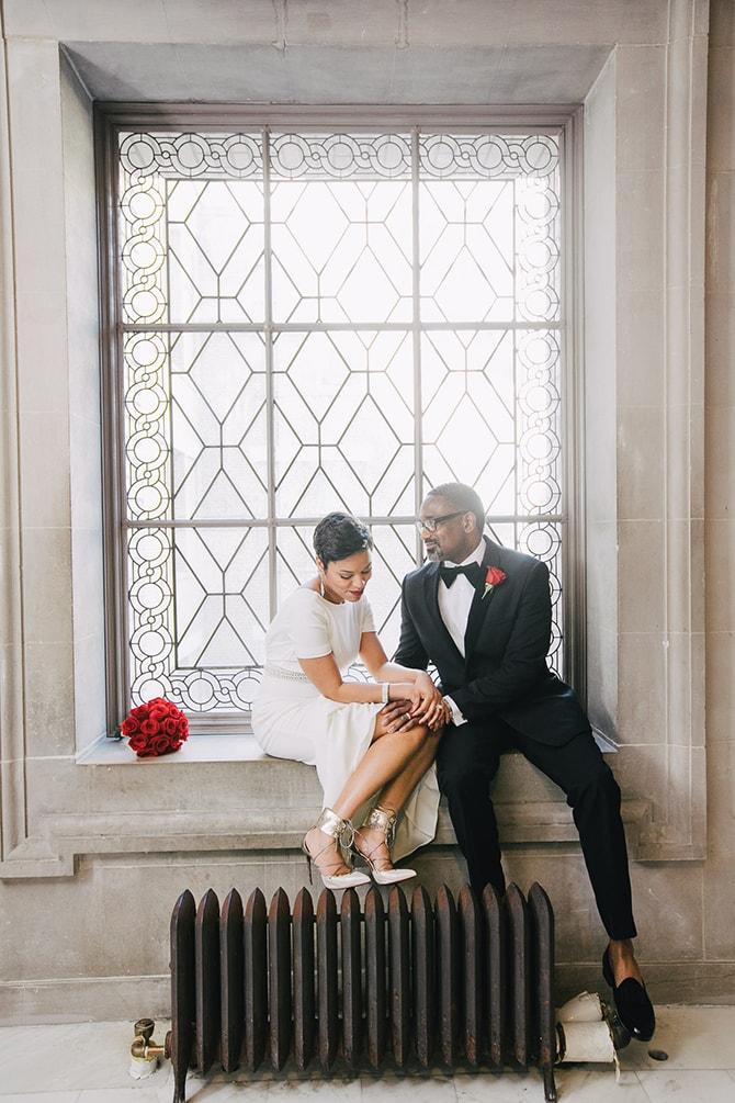 Intimate Ceremony at San Francisco City Hall | IQphoto Studio