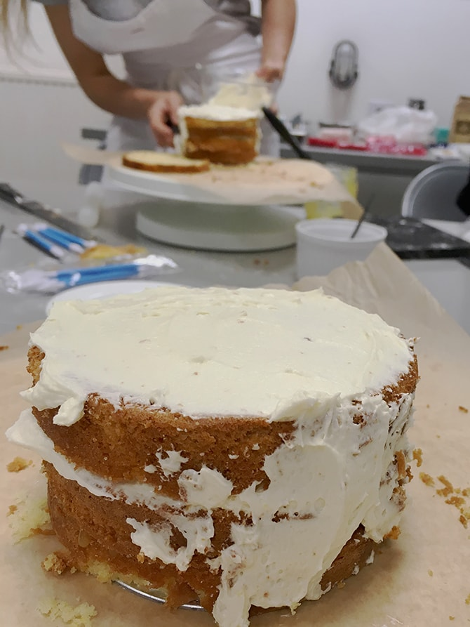 A Piece of Cake - Cookery School Review