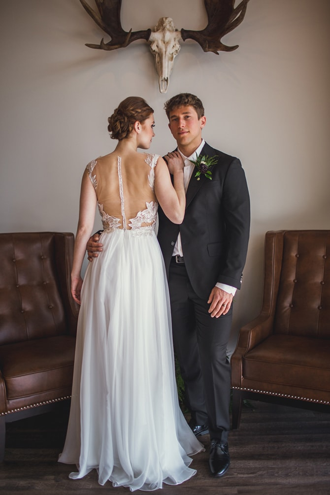 Beautiful bride and groom | Distilled Love | Kirsten Stanley Productions
