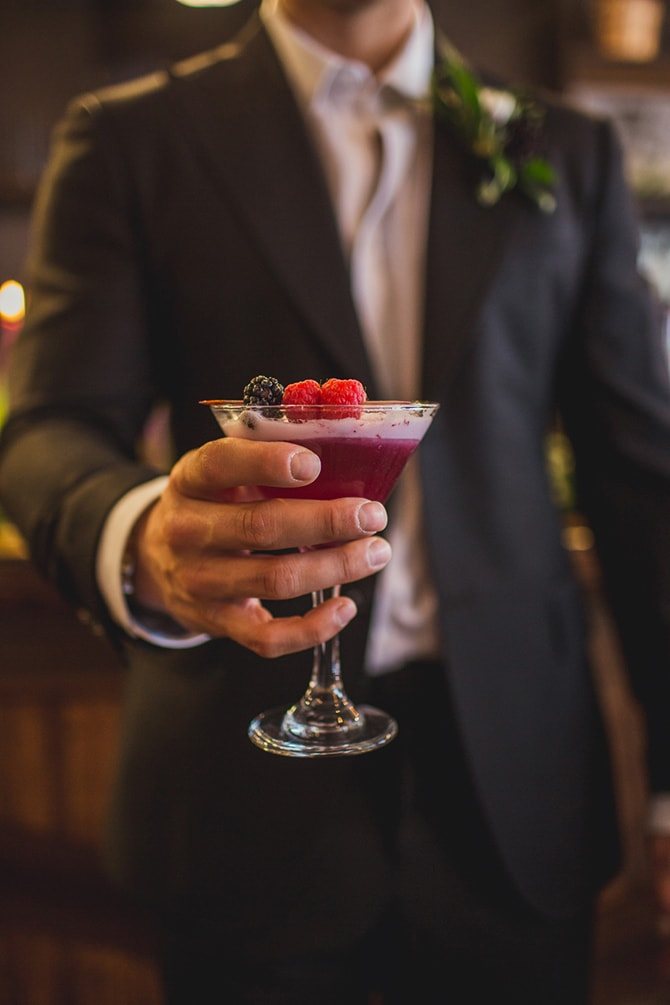 Wedding cocktail | Distilled Love | Kirsten Stanley Productions