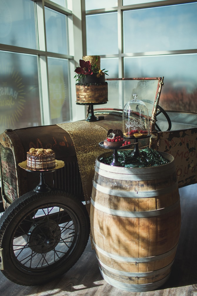 Alcohol Barrel | Distilled Love | Kirsten Stanley Productions