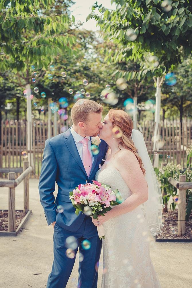 Wedding ceremony | Travel Themed Intimate Wedding in Paris - Paris Photographer Pierre