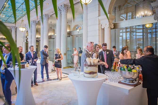 Wedding guests | Travel Themed Intimate Wedding in Paris - Paris Photographer Pierre