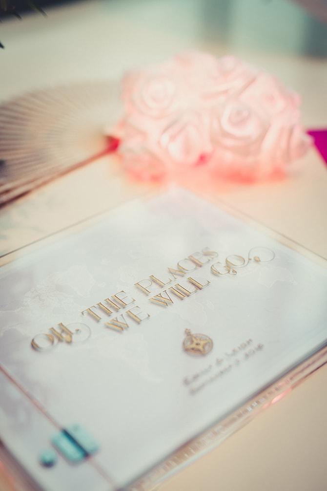 | Travel Themed Intimate Wedding in Paris - Paris Photographer Pierre
