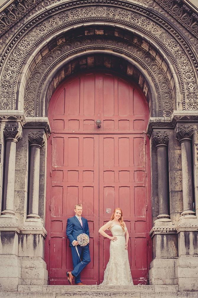 Wedding in Paris | Travel Themed Intimate Wedding in Paris - Paris Photographer Pierre