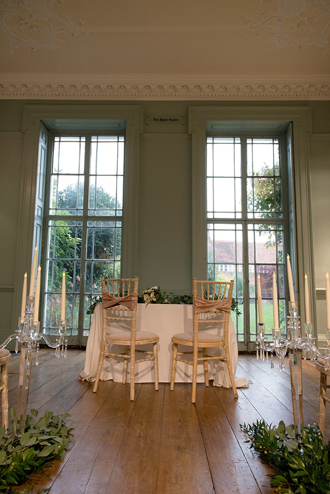 Beautiful ceremony | Beautiful Countryside Wedding Inspiration in Buckinghamshire | KLP Photography