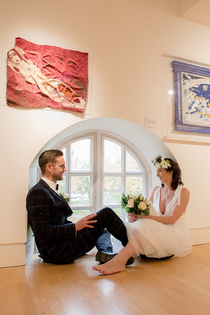 Wedding at Bucks County Museum | Beautiful Countryside Wedding Inspiration in Buckinghamshire | KLP Photography
