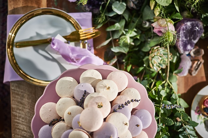 Wedding sweet treats | Luxury Country Garden Boho | Sephory Photography