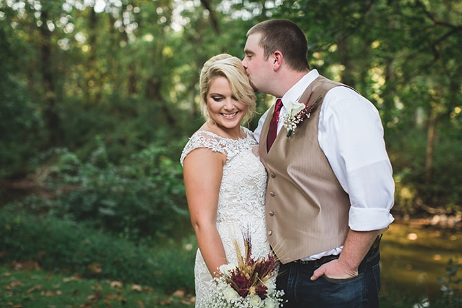 Rustic bride and groom | Rustic Dreaming in Pembroke | Jasmine White Photography