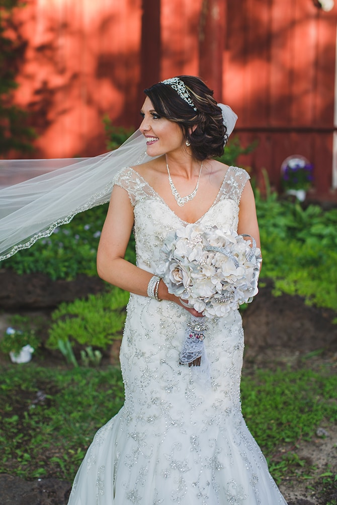 Stylish Traditional Wedding in Kansas | Wisdom-Watson Weddings