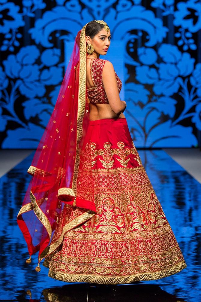 Asian Wedding Show Catwalk