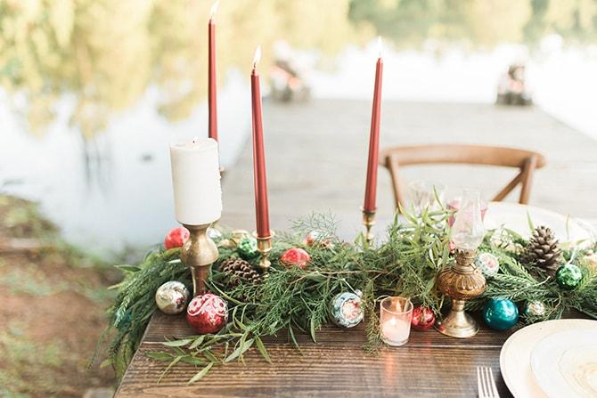 Winter wedding inspiration | A Very Boho Christmas | Kayla Duffey Photography