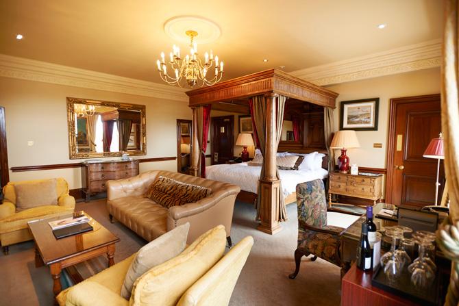 Stoke Park Bedroom