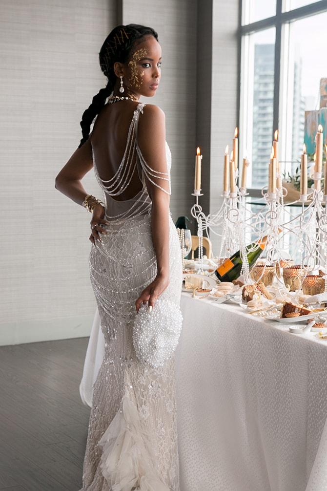 Beautiful bride | The Avant-garde Bride | Motion D Photography
