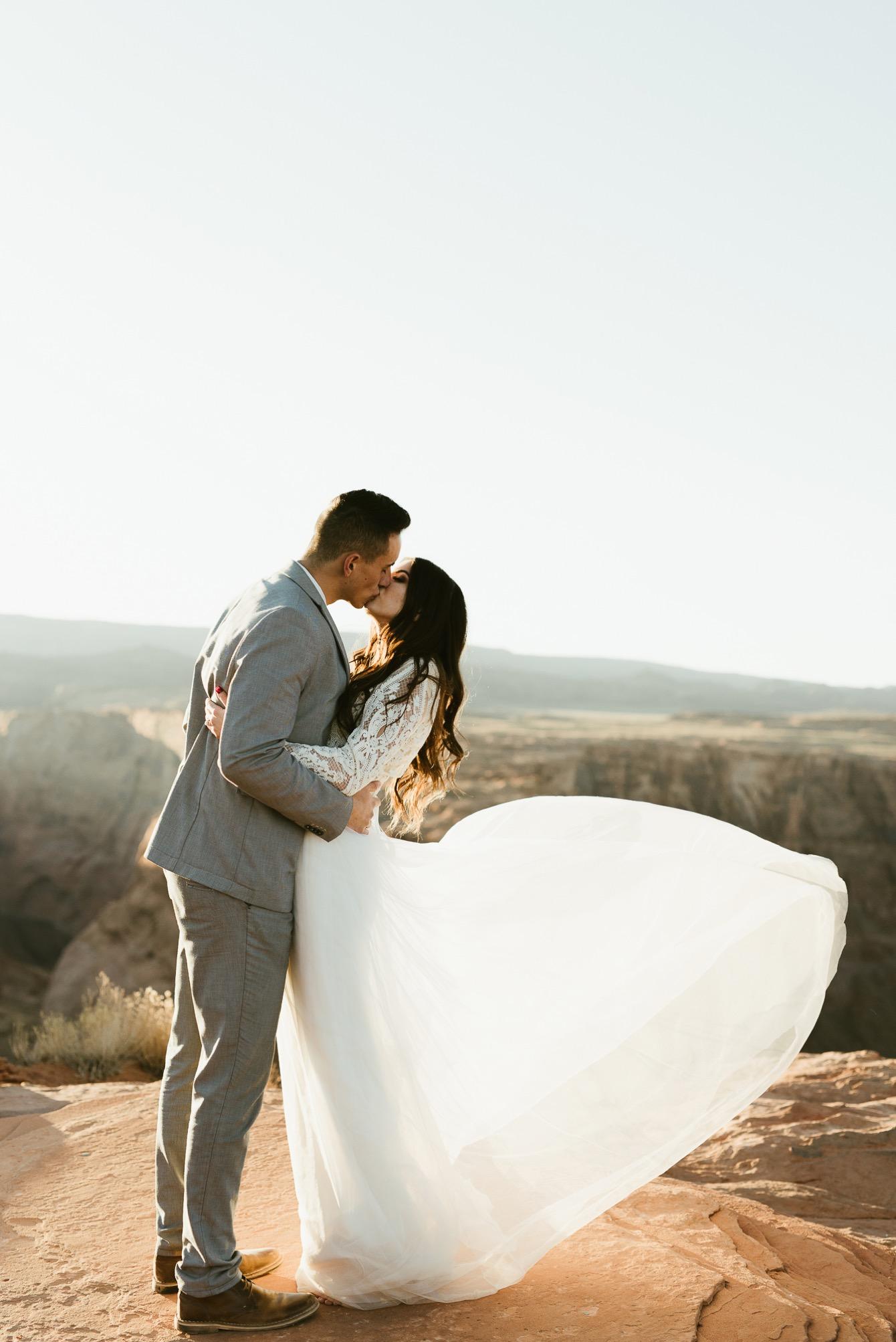 Couple in Arizona