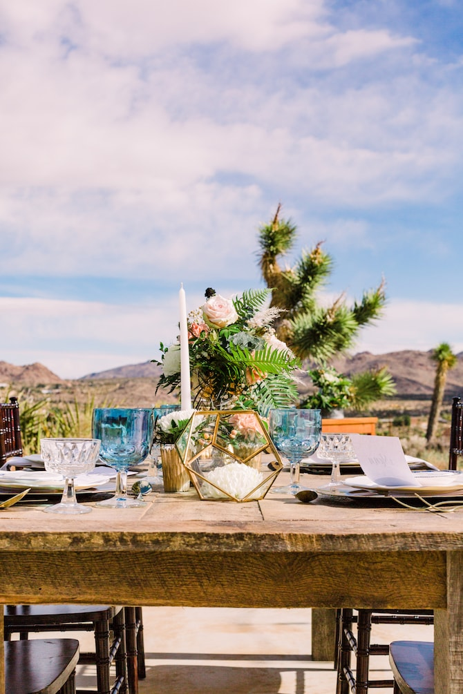 Desert Wedding Style