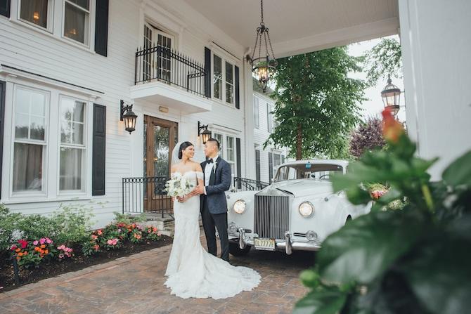 Fabulous Floral Wedding at The Park Savoy Estate