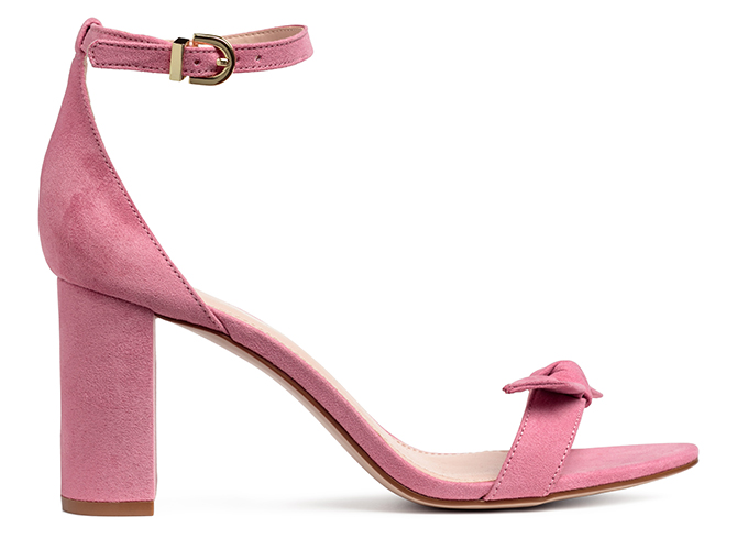 Bridal Pink Sandals