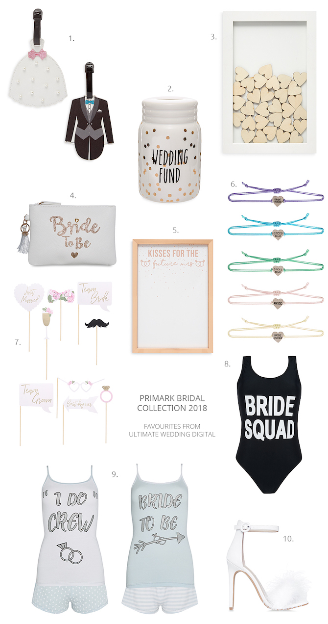 Primark Bridal Collection 2018