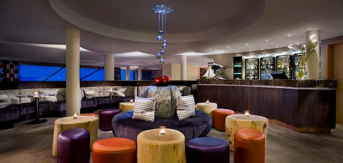 The Scarlet Hotel Bar