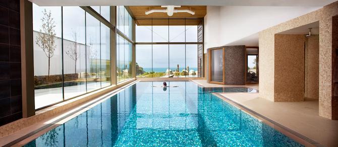 The Scarlet Hotel Indoor Pool