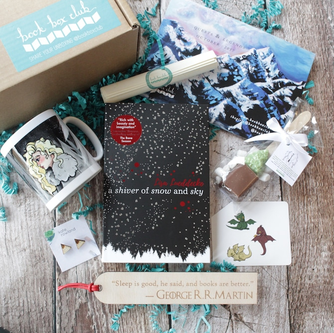 Subscription Box - Book Box Club